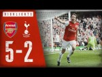 WHAT A COMEBACK! | Arsenal 5-2 Tottenham Hotspur | Premier League highlights | Feb 26, 2012