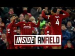 Inside Anfield: Liverpool 3-2 West Ham | EXCLUSIVE tunnel cam from late win