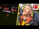The Blind Borussia Dortmund Fan – a Moving Football Experience