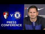 Lampard Gives Update on Loftus-Cheek, Abraham, Pulisic & Kante + Talks VAR | Chelsea v Bournemouth
