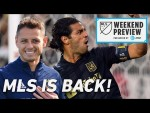 Will Chicharito Start? Can Carlos Vela and LAFC be BETTER in 2020? | MLS Week 1 Preview FULL SHOW