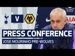 JOSE MOURINHO | PRESS CONFERENCE | WOLVES