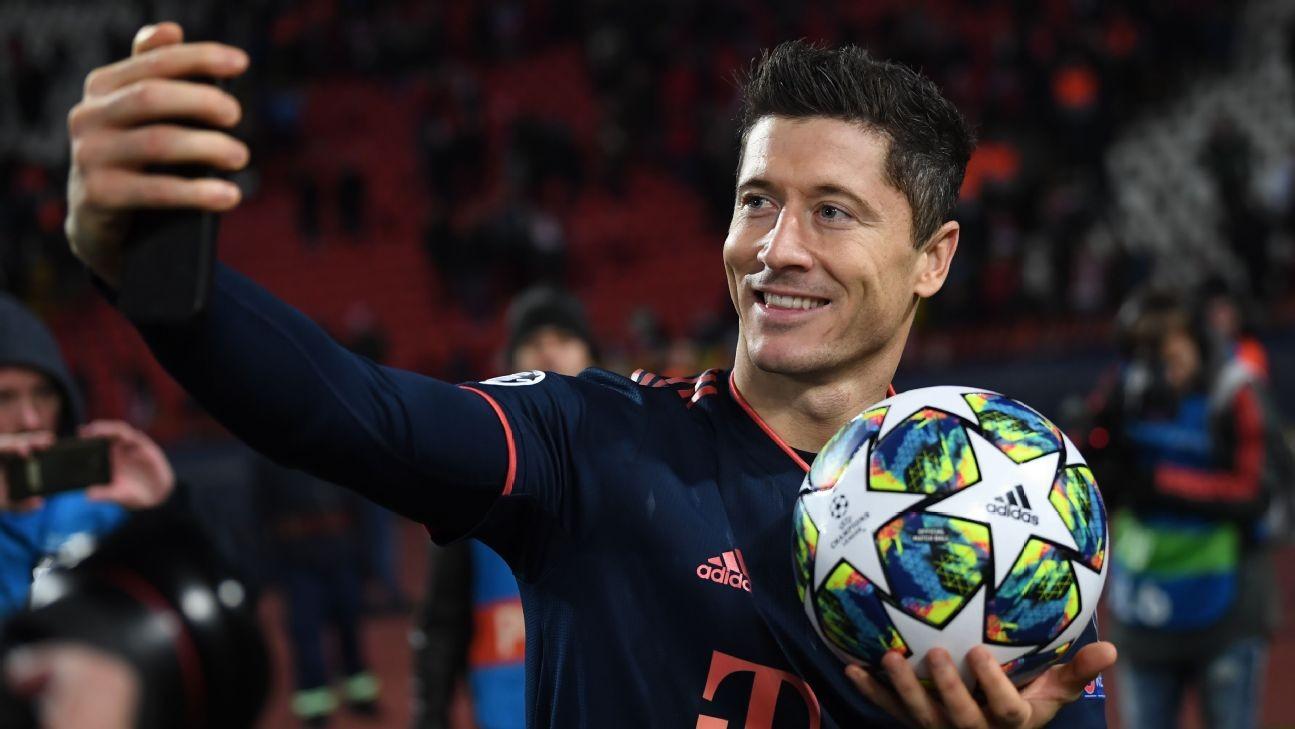 Bayern Munich ban players from selfies amid coronavirus fears