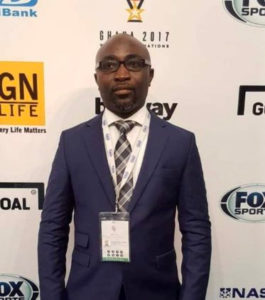 Ghana FA Gen Sec Prosper Addo tells media to be wary with reportage