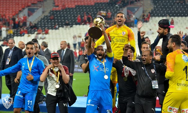 Zamalek beat Ahly on penalties to win Egyptian Super Cup