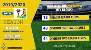 MTN FA Cup: Great Amphibians lose protest against Young Zobzia