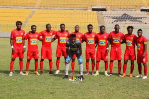 Kotoko coach Maxwell Konadu announces 20-man squad to face WAFA