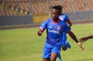 Tamimu Muntari hands Liberty Professionals injury blow
