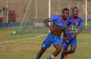 I am so happy to score my first goal this season - Liberty Professionals midfielder Abass Nuhu