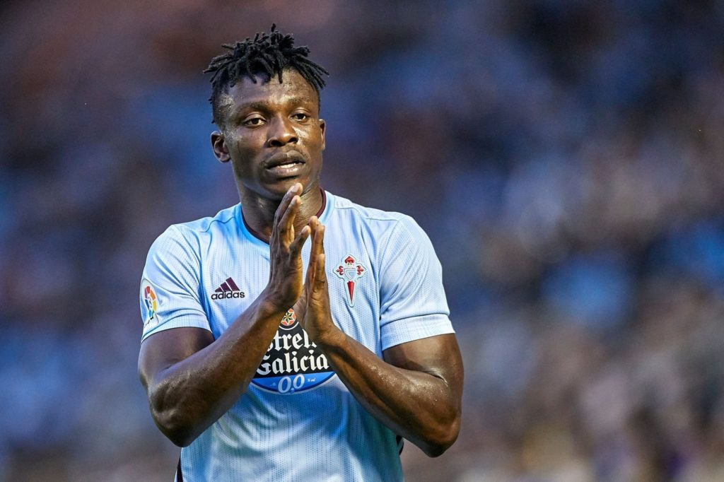 Joseph Aidoo in contention to start against Real Madrid