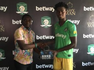 Aduana Stars youngster Caleb Amankwah named MOTM against Medeama SC