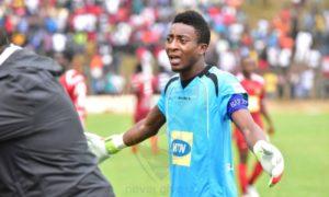 Annan continues bench warming duties as Maxwell Konadu keeps faith in Kwame Baah for Dreams FC match