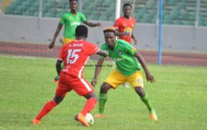 LIVE UPDATES: Aduana Stars 0-1 Asante Kotoko - Ghana Premier League Matchday 11
