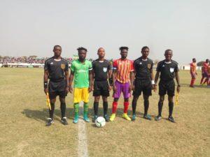 Fatawu Mohammed applauds Hearts of Oak performance in draw against Aduana Stars