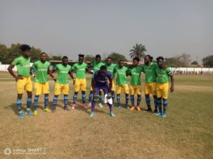 Confirmed Aduana starting lineup for Dwarfs encounter: Top scorer Yahaya Mohammed leads the attack for the league leaders