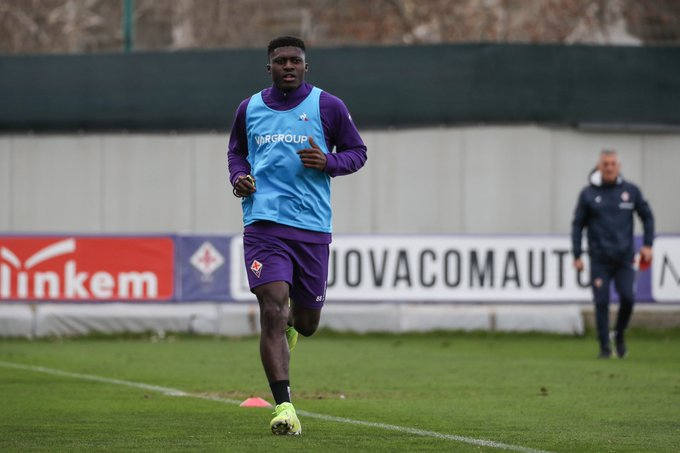 Alfred Duncan: 'I have dreamt of playing for Fiorentina for the past four years'