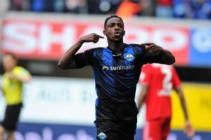 SC Paderborn attacker Christopher Antwi-Adjei 'over the moon' ahead of Schalke meeting