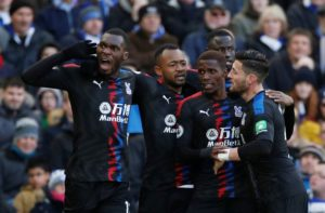VIDEO: Watch Jordan Ayew's goal that handed Crystal Palace a vital win against Brighton today