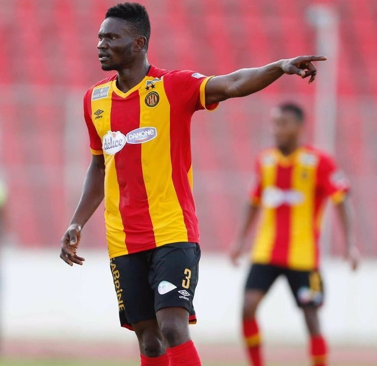 Kwame Bonsu misses out on Super Cup medal as Esperance lose to Zamalek