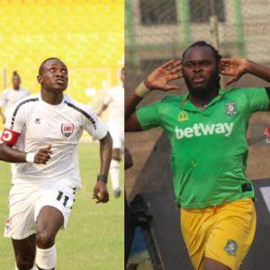 Ghana Premier League top scorers: 2019/20 standings for Golden Boot race