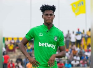 Aduana Stars defender Caleb Amankwah jabs match organisers for always choosing Hearts and Kotoko