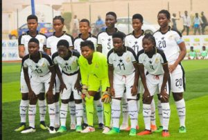 Black Maidens to depart Accra on Friday ahead of Liberia clash