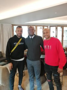 Andre Ayew pens congratulatory message to welcome CK Akonnor as new Black Stars head coach