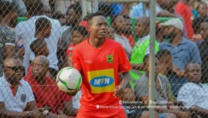 Asante Kotoko defender Christopher Nettey to miss Bechem United clash