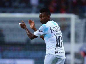 Clifford Aboagye laments Gallos de Querétaro's narrow defeat Club America
