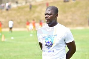 Coach Samuel Boadu left disappointed in officiating in Medeama's defeat to Aduana