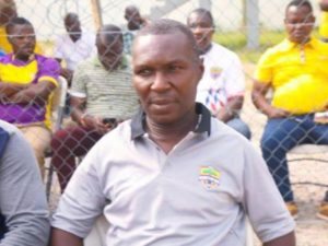 Coach Nii Odoom worried over Hearts of Oak's home record in GPL