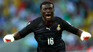 Legon Cities goalkeeper Fatau Dauda plans to write his autobiography