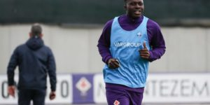 VIDEO: Alfred Duncan fully trains with Fiorentina teammates