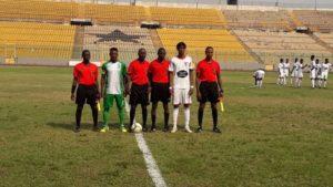LIVE UPDATES: King Faisal 1-1 WAFA - Ghana Premier League Matchday 9
