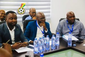 Ghana FA meets club C.E.O's on way forward of GPL