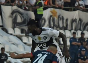 Adebayor marks Olimpia debut in draw against Cerro Porteno