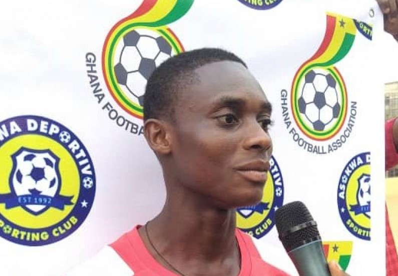 Hearts of Oak set to sign Asokwa Deportivo youngster Emmanuel Osei