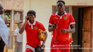 Kotoko set to arrive in Accra this afternoon ahead of Bechem Utd clash tomorrow