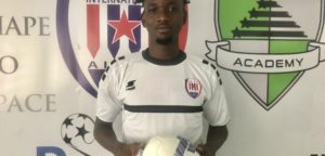 Ghanaian left-back Fard Ibrahim pens improved contract with Inter Allies