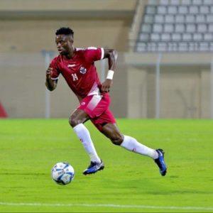 Cosmos Dauda hits brace in Al Rustaq win over Dhofar