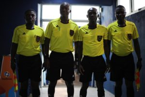 GFA confirms match officials for DOL match week 8
