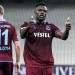 Caleb Ekuban working separately from Trabzonspor