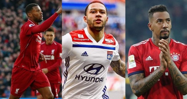 Ghanaian stars who are playing for other countries