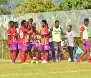 2019/2020 Ghana Premier League Match Week 7 Report: Dreams FC 0-1 Hearts of Oak