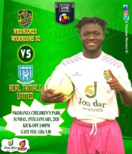 Hearts show interest to sign Sarkodie from Nkronaza