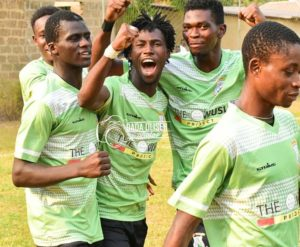 Division one League: Vision FC sink Agbozume Weavers in zone three