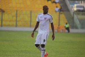 GPL side Inter Allies part ways with striker Isaac Osae