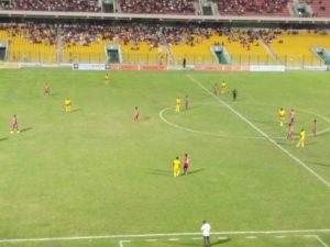 Live Updates: Hearts of Oak 0-0 Ashanti Gold - Ghana Premier League Match Week 8