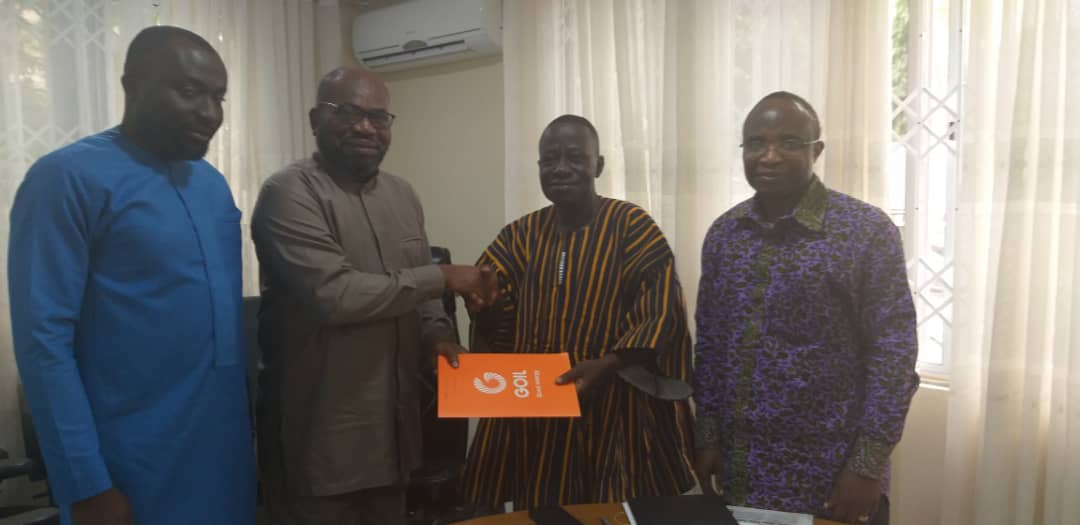 Asante Kotoko sign new contract extension with GOIL