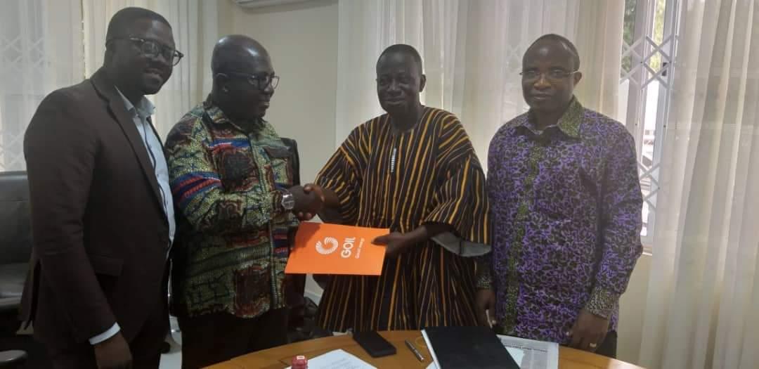 Hearts of Oak renew partnership with GOIL